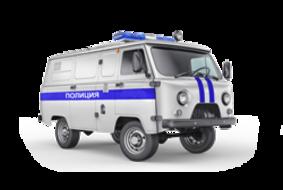 Автомобиль для перевозки задержанных
