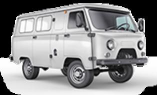 Остекленный фургон УАЗ