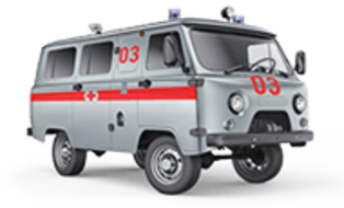 Спецавтомобили УАЗ