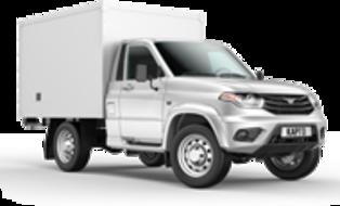 УАЗ Карго продовольственный фургон