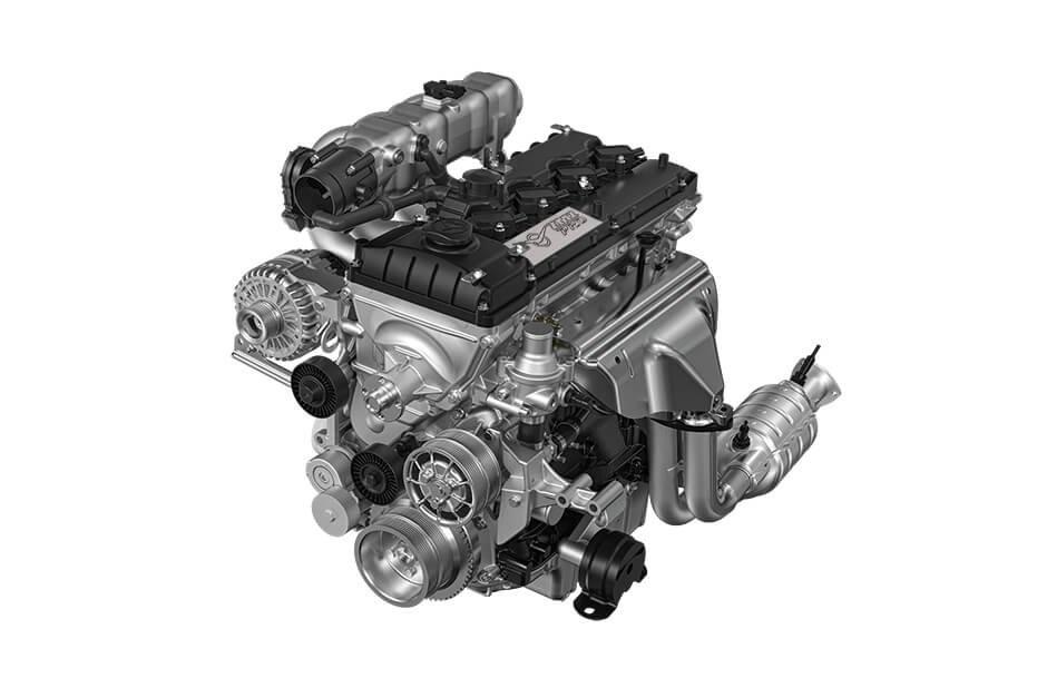 Новый двигатель ZMZ PRO